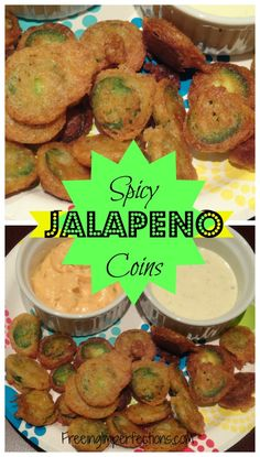 Spicy Jalapeno Coins - Freeing Imperfections