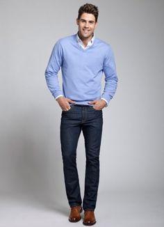 Oxford Button Down Dress Shirt - Men's Wardrobe Essentials
