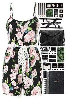 """""""YOINS #7"""" by arierrefatir ❤ liked on Polyvore featuring Design Letters, Smashbox, Smythson, GHD, NARS Cosmetics, Casetify, Givenchy, Sensai, Kat Von D and Yves Saint Laurent"""