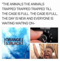 """1,612 Likes, 75 Comments - Orange Is the New Black (@oitnb.tv) on Instagram: """"You've got tiiiiiiiimeeee """""""