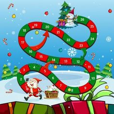 depositphotos_95007688-stock-illustration-game-template-with-santa-and.jpg (450×450)