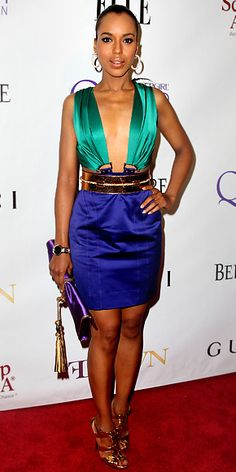 I like Kerry Washington's Style* A true style icon in my eyes. (*_*)