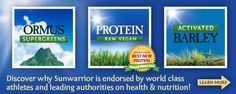 sun warrior protein powder.