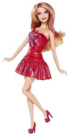 Amazon.com: Barbie Fashionistas Summer Doll: Toys & Games