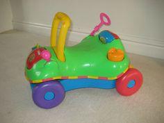 Playskool Baby Walker and Ride-on |