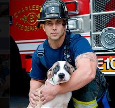 Charleston Firefighter Calendar