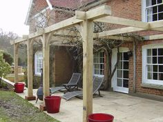 pergola attached to house uk - Google Search & rainproof pergola - Google Search | Melissau0027s Pergola | Pinterest ...