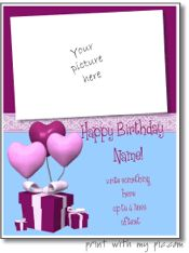 Happy Birthday Card Templates Free Amusing Birthday Card Maker **free**  Card Maker  Pinterest  Birthday .