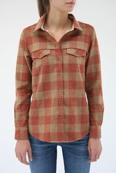 Pendleton Shirt Washougal Plaid shirt