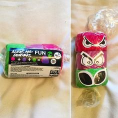 Lush Oxford Street Exclusive Product | Aliens and monsters FUN | Same scent as Lord of Misrule