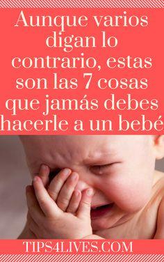 #Tips #Life #vida #Salud #Remedios #Tips4Lives #DIY #Bienestar #Bebe #Niños Cute Baby Pictures, Newborn Pictures, Newborn Baby Care, Baby Sign Language, Bebe Baby, Happy Mom, Baby Time, First Baby, Infant Activities