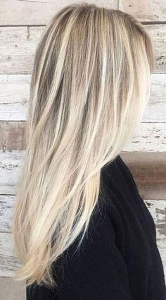 Cute Blonde Hair, Platinum Blonde Hair, Short Blonde, Short Hair Styles Easy, Natural Blondes, Hair Shades, Hair Color For Black Hair, Hair Colour, Hairstyles For Round Faces