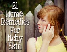 21 Home Remedies for Dry, ITCHY Skin!