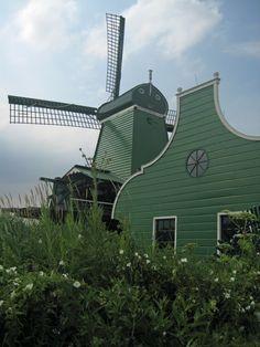 Zaanse Schans, Holland........most beautiful place inside The Netherlands