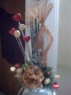 Chocolate bouquet (Swad institute Surat)