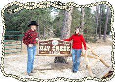 *Been here! Great place to stay & ride!!*   Welcome to Hay Creek Ranch  We invite you to visit Hay Creek Ranch our secluded campground surrounded by the Black Hills National Forest on three sides. It's a peaceful haven for horse lovers, bicyclists, hikers, or anyone who just wants to get away from the rat race.