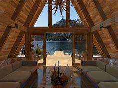 Alpine A-Frame | The Designward
