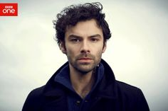 Another BBC One publicity photo for Poldark - Aidan Turner