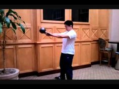 Swinging away back pain with kettlebell exercises. Kettlebell Therapy article.