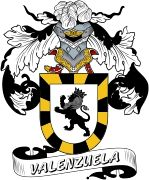 De Valenzuela Spanish Coat Of Arms www.4crests.com #coatofarms #familycrest #familycrests #coatsofarms #heraldry #family #genealogy #familyreunion #names #history #medieval #codeofarms #familyshield #shield #crest #clan #badge #tattoo #crests #reunion #surname #genealogy #spain #spanish #shield #code #coat #of #arms