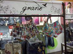 Giant S-Hook Display Shorts Hot Pants, Wardrobe Rack, Hooks, Retail, Display, Blouse, Fabric, Shirts, Shopping