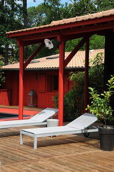 Maison d'architecte en bois sur la Presqu'île du Cap Ferret | Le magazine Ateliers Lofts & Associés