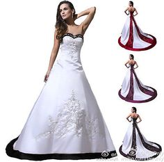 FairOnly-Strapless-Custom-Made-Chapel-Wedding-Dresses-Bridal-Gown-Plus-Size
