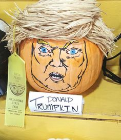 Donald Trump is set to make Halloween scarier than ever.