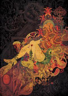 Digital Illustration and Collages by Luis Toledo: Juxtapoz-LuisToledo08.jpg