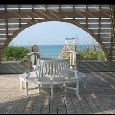 Seaside Florida. Good memories standing here.