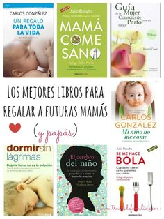 Los mejores libros para regalar a futuras mamás y papás Baby Shower, Personal Care, Books, Ideas, 1 Year Anniversary, Anniversary Gifts, Get Well Soon, Mommy To Bee, Post Partum