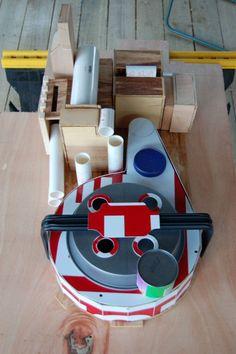 CoRnDogg's Prop Building World: My DIY Proton Pack Writeup