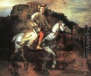 Rembrandt The Polish Rider painting for sale, this painting is available as handmade reproduction. Shop for Rembrandt The Polish Rider painting and frame at a discount of off. Rembrandt Art, Rembrandt Paintings, Oil On Canvas, Canvas Art, Canvas Prints, Art Occidental, Francisco Goya, Dutch Golden Age, Dutch Painters