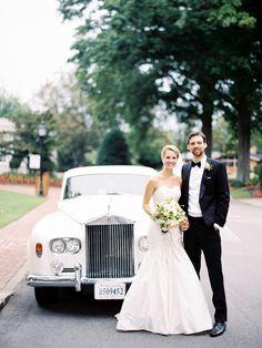 Sara and Sam's Wedding at Country Club of Virginia