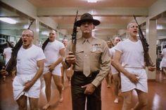 Full Métal Jacket (1987) film de Stanley Kubrick avec Matthew Modine, Adam Balwin, Vincent D'Onofrio, ...