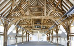 Check out our gallery of oak frame house images which will provide you with inspiration from your project, no matter what style of house you like. Oak Frame House, Listed Building, Victorian Homes, Fair Grounds, Ceiling Lights, House Styles, Gallery, Inspiration, Image