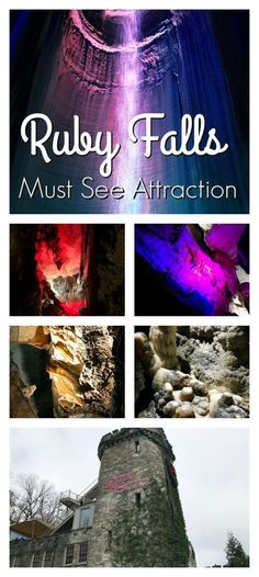 Visit Ruby Falls and Cave Tour -A Must See Attraction in Chattanooga http://www.southernfamilyfun.com/ruby-falls-cave-tour-must-see-attraction-chattanooga/ via @winonarogers