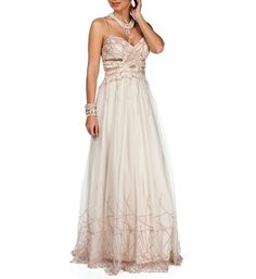 Hart-Blush Prom Dress