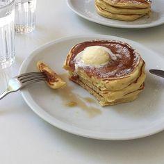 Think Food, I Love Food, Good Food, Yummy Food, Food Porn, Good Morning Coffee, Coffee Break, Aesthetic Food, Aesthetic Coffee