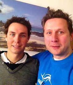 Marco trifft Triathlon Agegrouper Philipp Mock