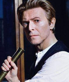 unseen photographs of David Bowie, taken by photographer Markus Klinko [PA]