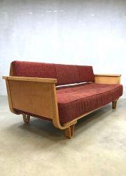 Vintage sofa Dutch design Cees Braakman MB01 Pastoe bank www.bestwelhip.nl