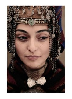 Armenian national costume, photographed by Ilya Vartanyan, from an upcoming book