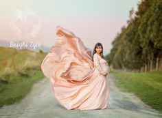 Gorgeous mama to be Maternity Gowns, Maternity Session, Pink Lace, Pale Pink, Bright Eyes, Fenty Puma, Bow Sneakers, Maternity Photographer, Lace Bodice