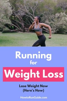 Want to lose weight the healthy way? Running for weight loss combines exercise with other healthy choices so you can consistently lose weight and keep it off, without gimmicks. Lose Weight Running, Losing Weight Tips, Want To Lose Weight, Weight Loss Tips, Lost Weight, Health Tips, Health And Wellness, Health Fitness, Running Workouts