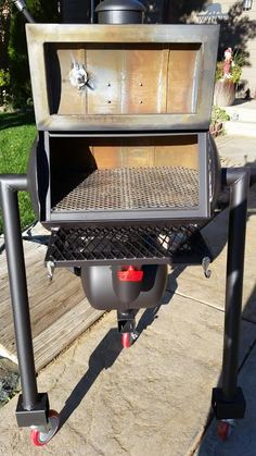 My Homemade Barbecue Grill And How To Build It | Arredamento