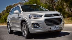The chevrolet captiva Image. You Can save This chevrolet captiva Photo TITLE: Chevrolet Captiva Australia gets new Holden facelift Related . Pictures Of Sports Cars, Car Pictures, Captiva 2016, Holden Captiva, General Motors Cars, Chevrolet Captiva, The Rundown, Top Cars, Subaru Impreza