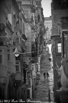 Malta Sokakları..