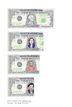What does the gender wage gap actually look like? This original artwork by Emily Nemens for LeanIn.Org gives us a sobering idea.