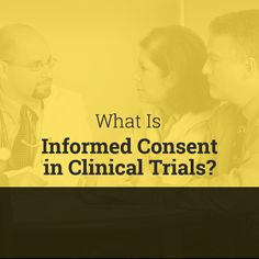 Informed Consent, Clinical Research, Career Goals, Trials, Infographics, Products, Infographic, Info Graphics, Gadget